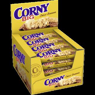 Corny Big Choko & Banan 24x50g