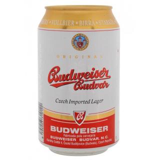 Budweiser Budvar 5% 24X0,33l