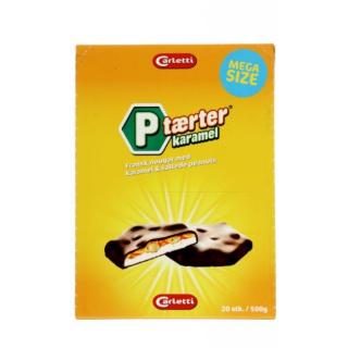 Carletti p-tærter karamel