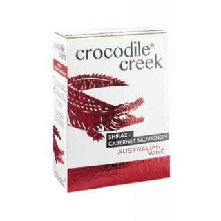Crocodile Creek Shiraz Cabernet sauvignon