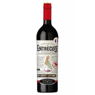 Entrecote Merlot cabernet sauvignon