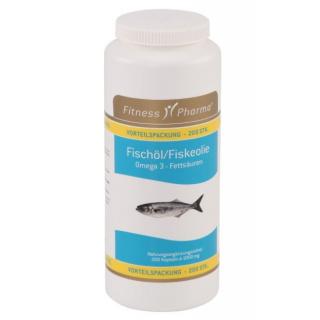 Fitness fiskeolie