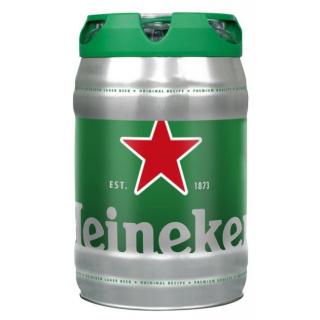 Heineken 5 liter fad