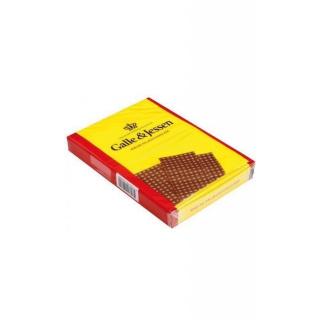 G&J Pålægchokolade lys 216 g