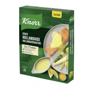 Knorr Sauce Hollandaise 3x22 g