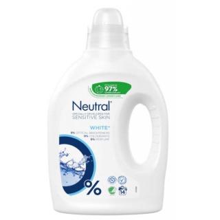 Neutral Flydende White 1250 ml