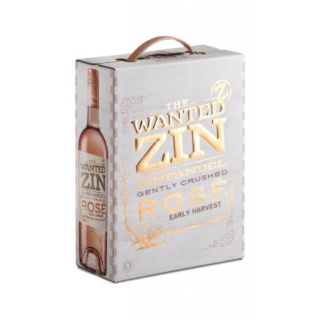 the wanted zin rosé